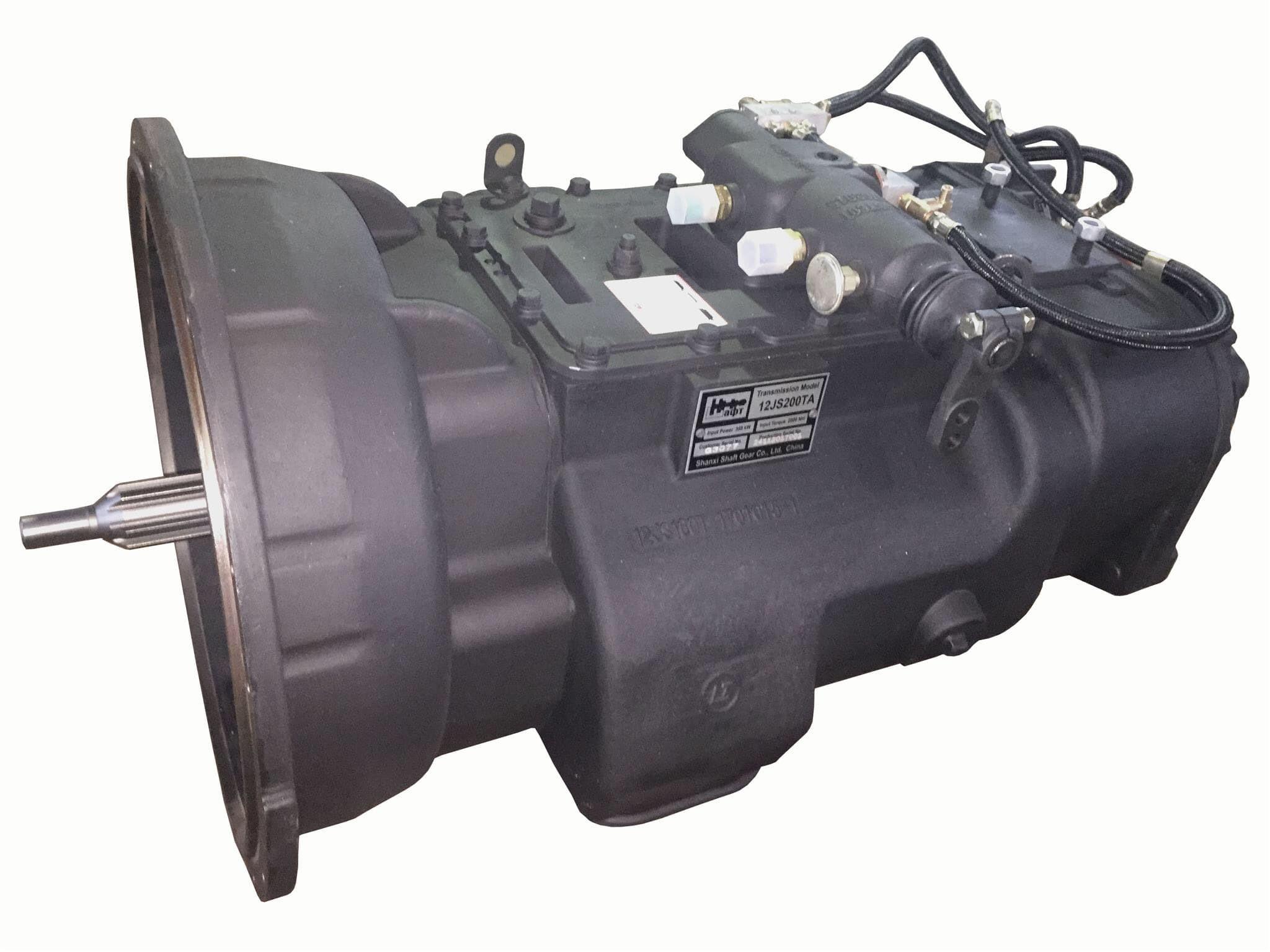 В наличии КПП в сборе с ГМП на фронтальный погрузчик Lonking CDM855 и погрузчики XCMG