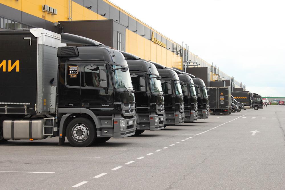 """Теперь наши клиенты, заказывающие доставку запчастей транспортной компанией """"Деловые линии"""" получают скидку 50%"""